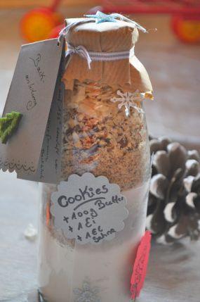 Cookies aus der Flasche