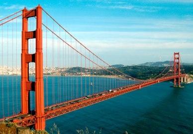 san francisco city guide | Design*SpongeSan Francisco California, Bays Area, Bridges San, Golden Gate Bridge, Golden Gates Bridges, Design Sponge, The Bridges, Places, Cities Guide