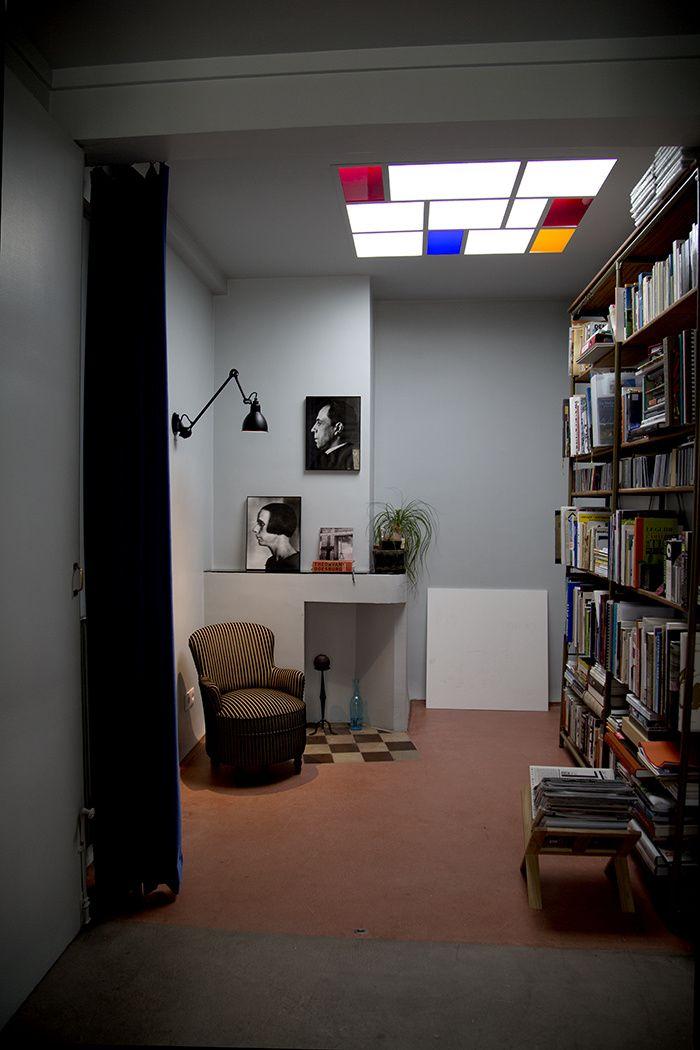 La maison-atelier de Theo van Doesburg à Meudon