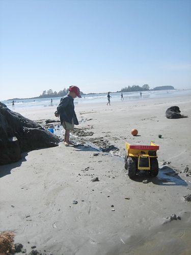 Tofino BC with Kids Hike, beach, resort, dining recommendations