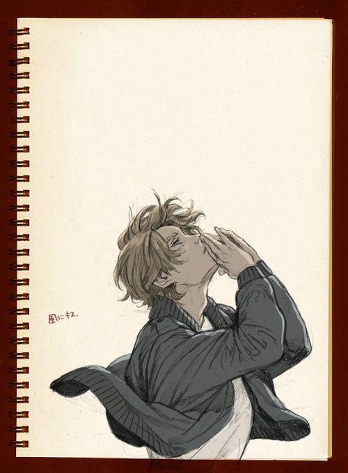 Johan Liebert ||| Naoki Urasawa's Monster Fan Art