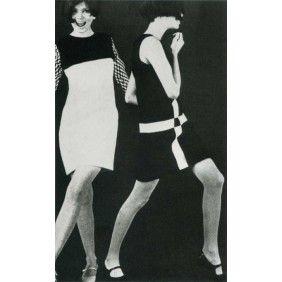 1960s John Bates Dresses