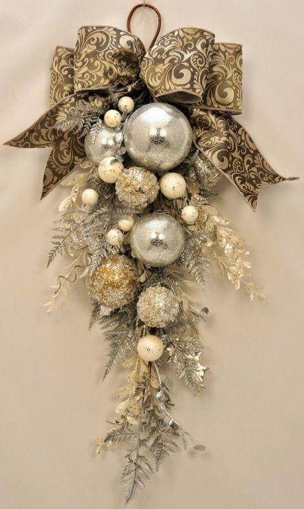 Gallery.ru / How to make a DIY Christmas tree - Новогоднее - candy-present