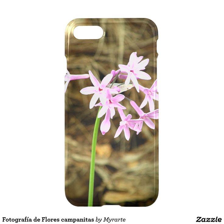 Fotografía de Flores campanitas. Producto disponible en tienda Zazzle. Tecnología. Product available in Zazzle store. Technology. Regalos, Gifts. Link to product: http://www.zazzle.com/fotografia_de_flores_campanitas_iphone_7_case-256349457865770496?CMPN=shareicon&lang=en&social=true&rf=238167879144476949 #carcasas #cases #flores #flowers