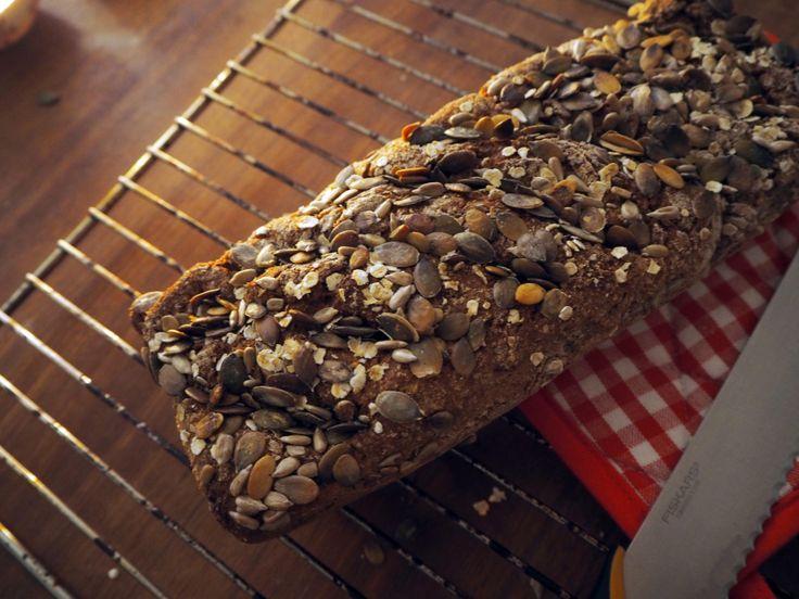 Fjellbrød – A Nutritious Norwegian Bread | My Dear Kitchen in Helsinki