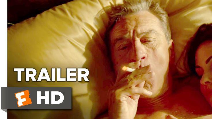 Heist Official Trailer #1 (2015) - Robert De Niro, Jeffrey Dean Morgan Movie HD