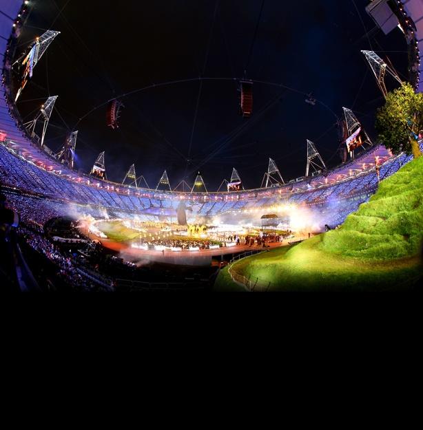 London Opening Ceremony