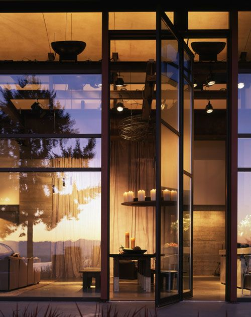 Tom Kundig, your door designs are impeccable.