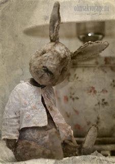 olin sakvoyage: Зайки-кролики с выставки!