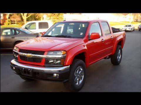 2012 Chevy Colorado 2LT