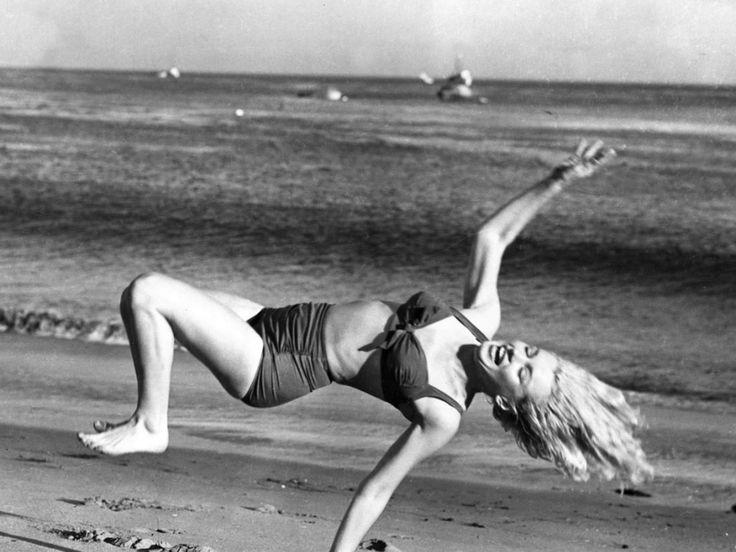 Marilyn Monroe - Fotos inéditas [HD] - Taringa!