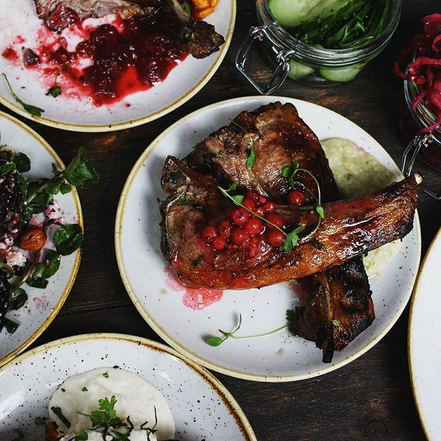 Top meal @rokshoreditch - 50% off at the SOFT LAUNCH till 8 August. If you can't make it b… http://ift.tt/1MTg8wg