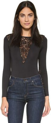 Black Lace Bodysuit for Women - Shop for women's Bodysuit #Bodysuit