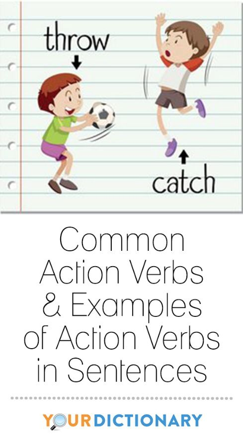 25+ best ideas about Action verbs on Pinterest | Action ...
