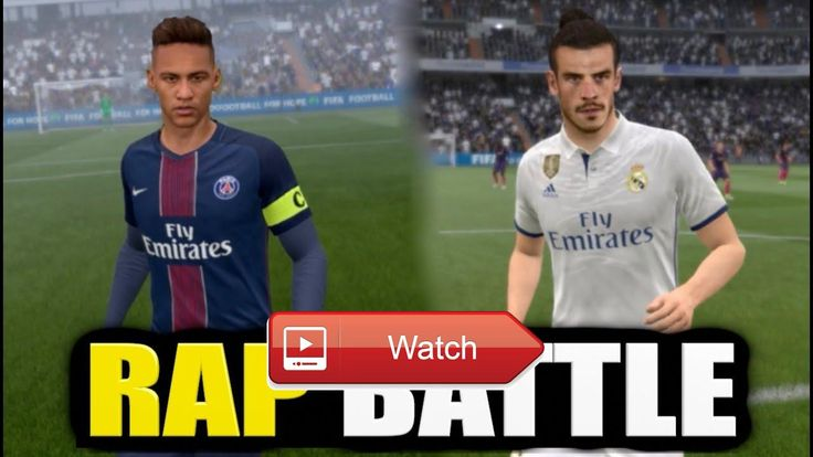 PSG NEYMAR VS BALE FIFA 1 RAP BATTLE  Enjoy this fifa 1 rap battle soccer football challenge DISS TRACK like ricegum dissing rapping vs Gareth bale vs ps