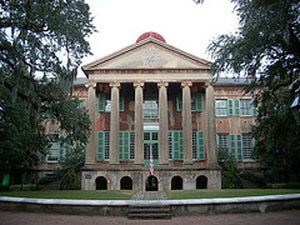 Get All the Key Admissions and Tuition Data for the College of Charleston: College of Charleston