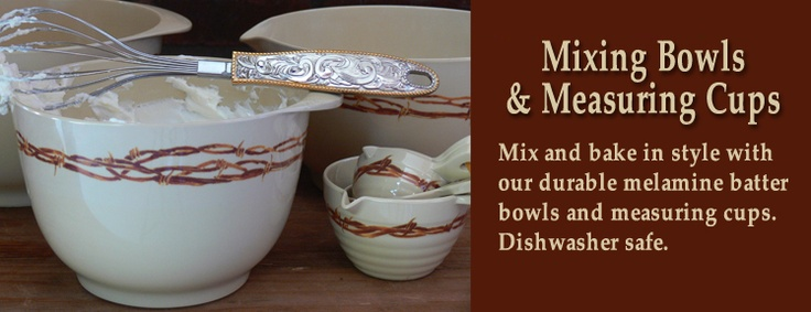Mixing Bowls & Measuring Cups