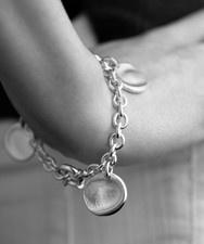 Wayfarer Bracelet with 3 Charms