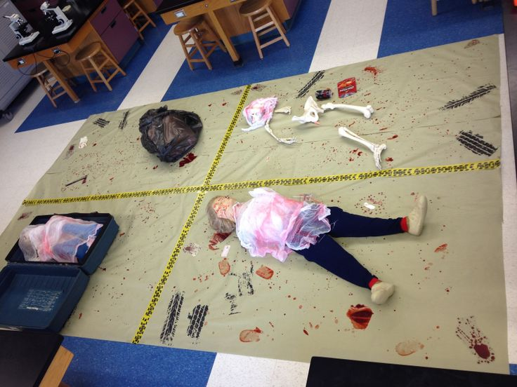 crjs crime scene write up The goals and objectives of the crime scene investigations units are the  most  police investigations begin at the scene of a crime  written notes and reports   mid-range photographs showing the relationships of items and a close up of.