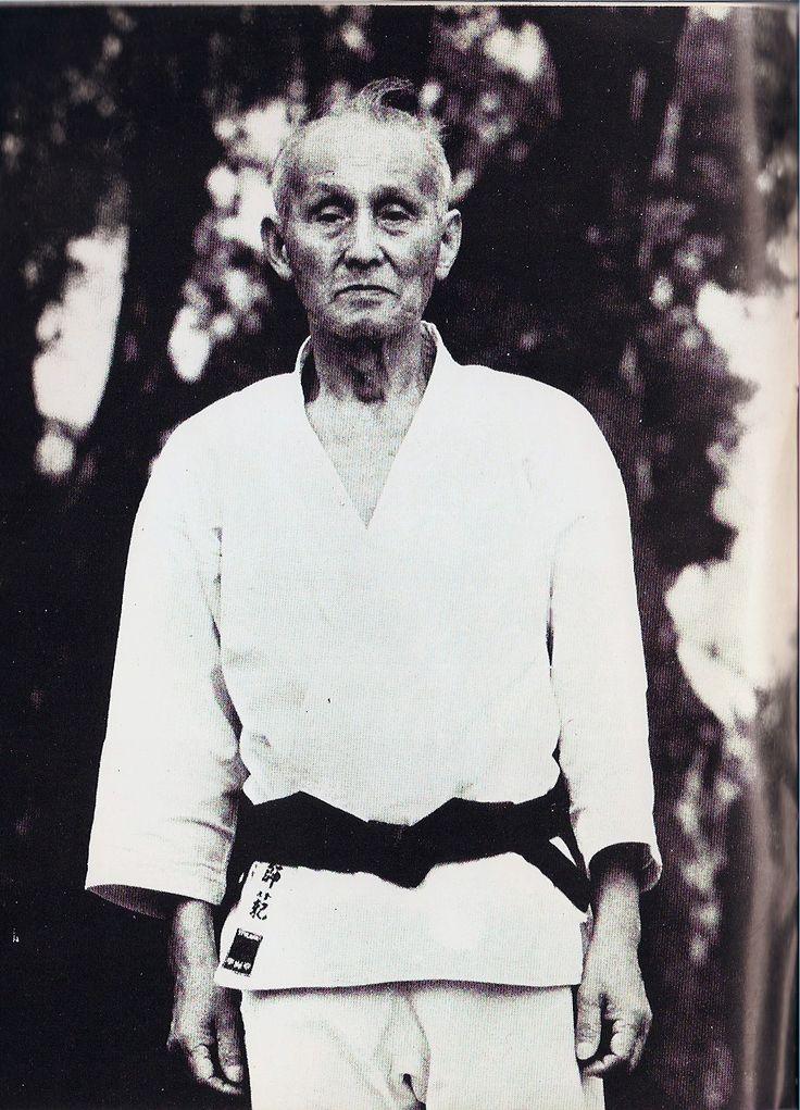 Hironori Otsuka (June 1, 1892 January 29, 1982) was a