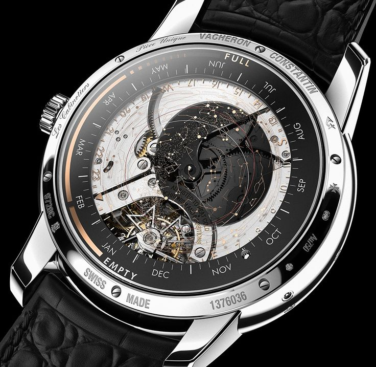 Vacheron Constantin Les Cabinotiers Celestia Astronomical Grand Complication 3600 Watch Watch Releases