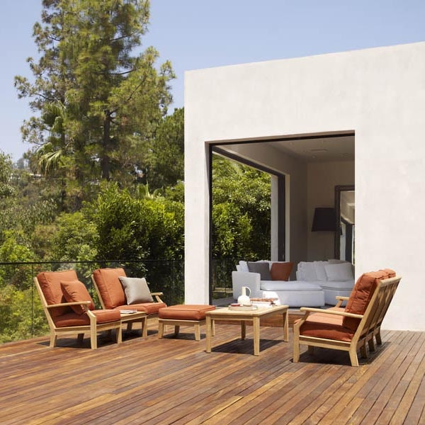 17 images about Gloster Outdoor Furniture on Pinterest