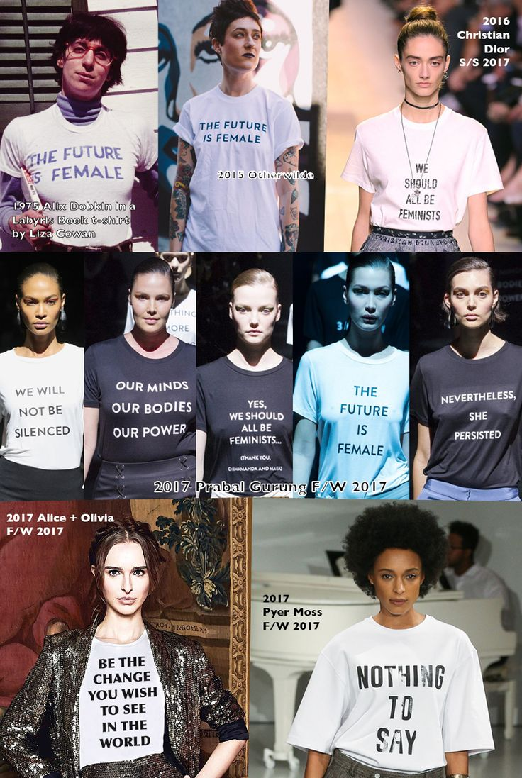 Blast From The Past. The Evolution Of The Message T Shirt