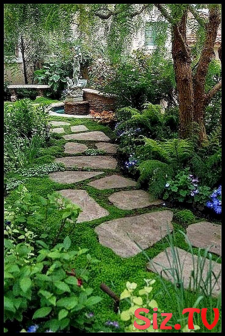 Stunning Walkways Ideas For Backyards And Gardens Backyards Gardens Ideas Natural Garden Paths Dreams Garde In 2020 Garden Paths Natural Garden Landscape Stone