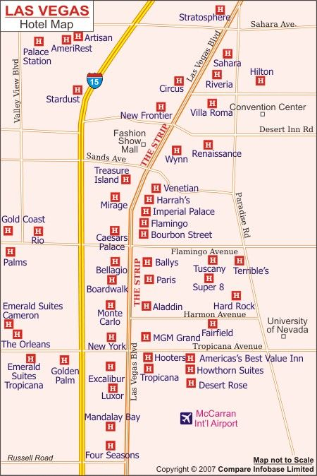 printable las vegas strip map Las Vegas Hotel Map Pdf Travel Guide printable las vegas strip map