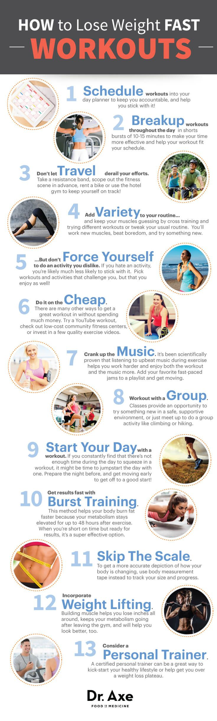 Secrets workout list lose weight fast infographic thank u for reading also dont forget and