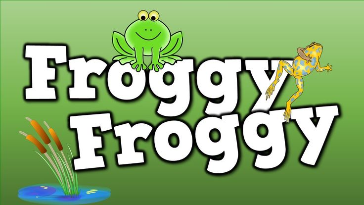 Froggy, Froggy! (a song for kids about the frog life cycle, etc...)by Mr. Harry