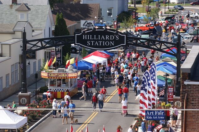 Hilliard Civic Association presents Old Hilliardfest  Saturday Sep 14, 2013 10 a.m. to 5 p.m.  downtown Hilliard Main and Center Streets Hilliard Ohio,43026