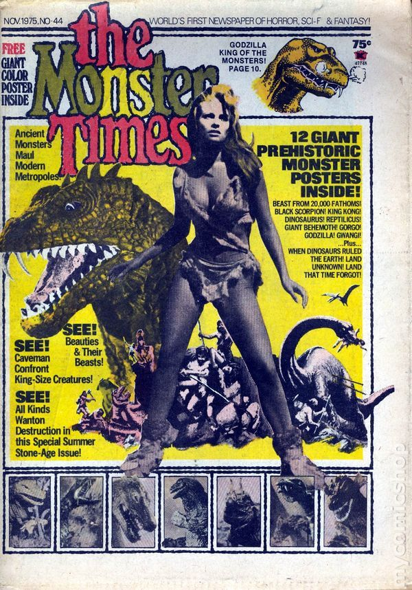 Monster Times #44