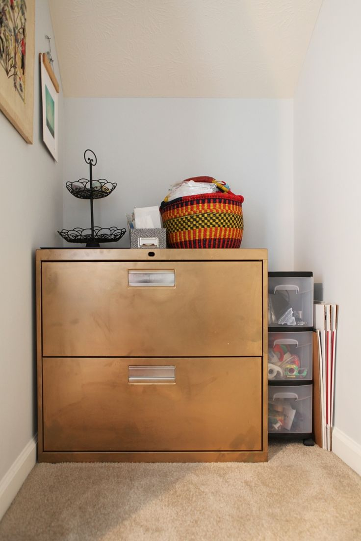 cloth cabinet the closet office we spray painted that filing cabinet 13667