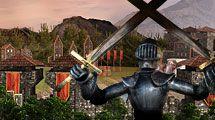 BYG DIT SLOT OG REGÈR OVER DIT RIGE! Oplev en middelalderlig verden, hvor du opbygger din egen by og bosætter landarealerne rundt om. Bosætter, kriger eller handler -vælg hvilken vej du vil gå. Grundlæg alliancer, opstil trupper og oprust dem med våben.