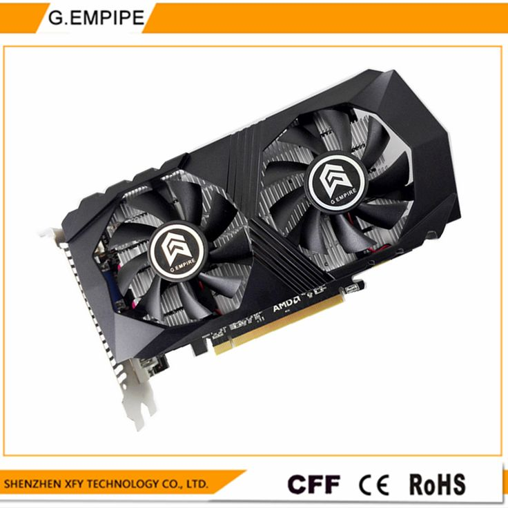 Original Graphic Cards HD6850 1GB 256BIT GDDR5 Tarjeta Grafica Scheda Video Placa De Video Card Carte Graphique for AMD ATI
