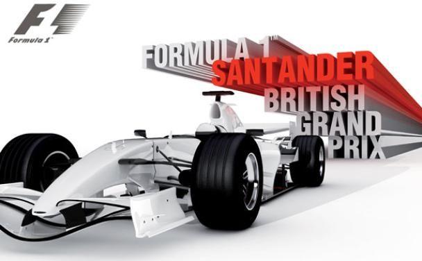 Car Service in British Grand Prix