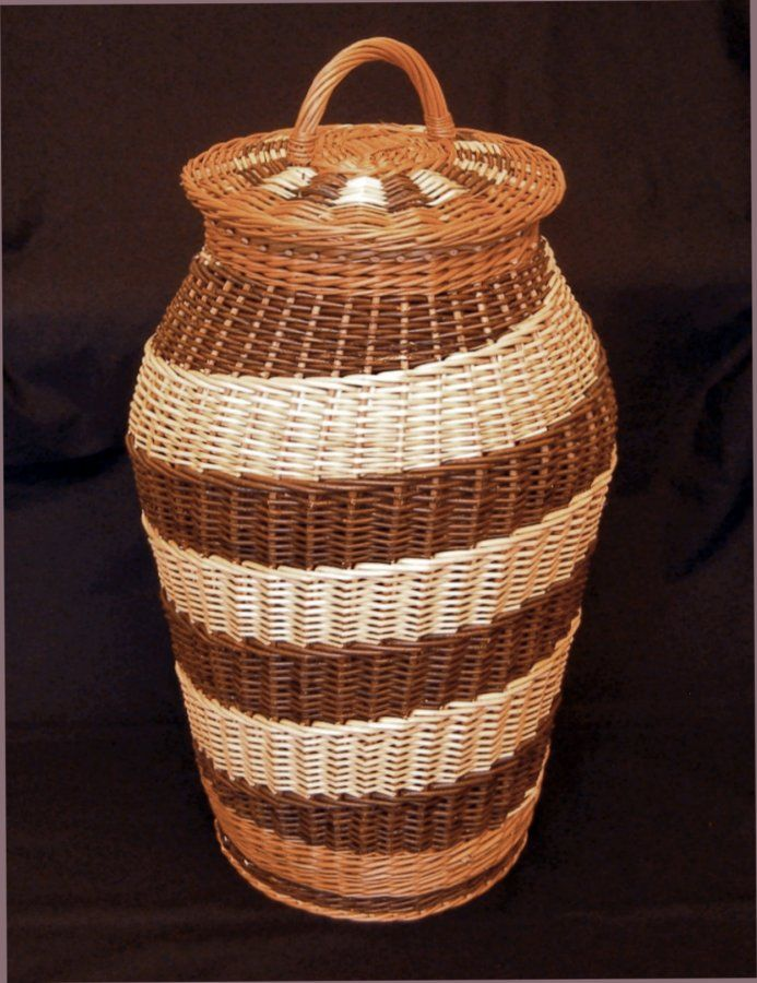 Basket Weaving With Reeds : Best round reed baskets images on basket