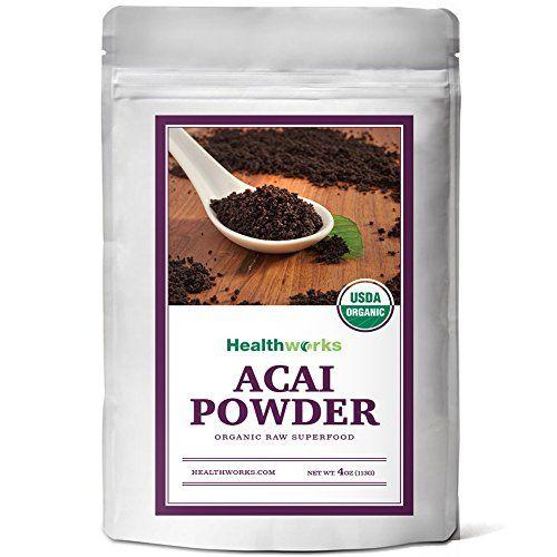 Healthworks Acai Berry Powder 4 oz Raw Organic USDA Certi... https://smile.amazon.com/dp/B01G38UNMM/ref=cm_sw_r_pi_dp_.zgJxbZDBV71T