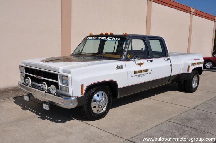 Indy Car For Sale >> 1979 GMC Cannonball Run replica dually. Needham Dually 001_860x571 | Dream Garage | Pinterest ...