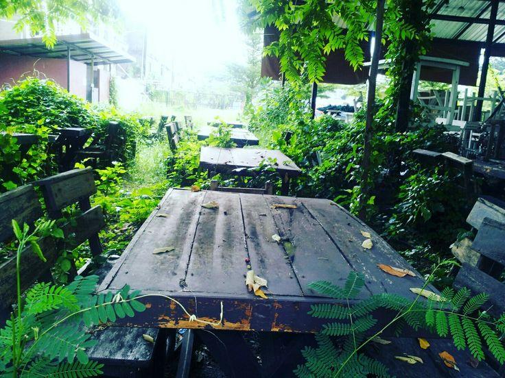 #larsonbkk #sunday #urban #photography #bangkok #abandoned #restaurant #sponsor #me #please for #dslr