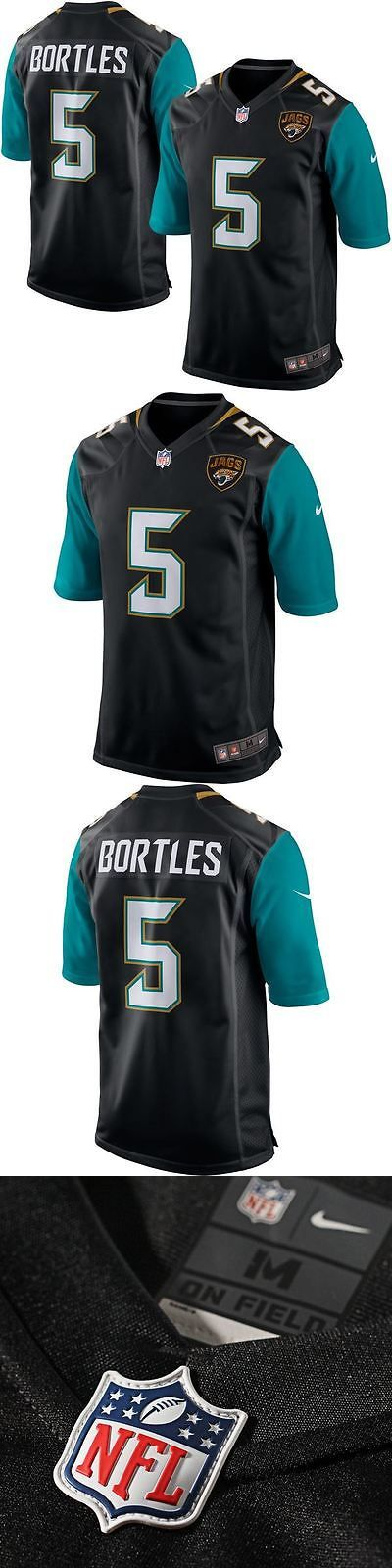 Youth 159111: Jacksonville Jaguars Jersey Blake Bortles #5 Nike Youth Game Replica Nfl Black -> BUY IT NOW ONLY: $75 on eBay!