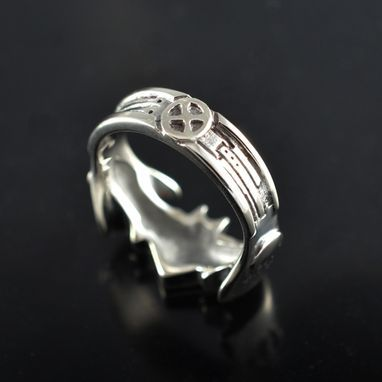 151 Best Weird Funny Wedding Rings Images On Pinterest Weddings Unique And Custom Jewelry