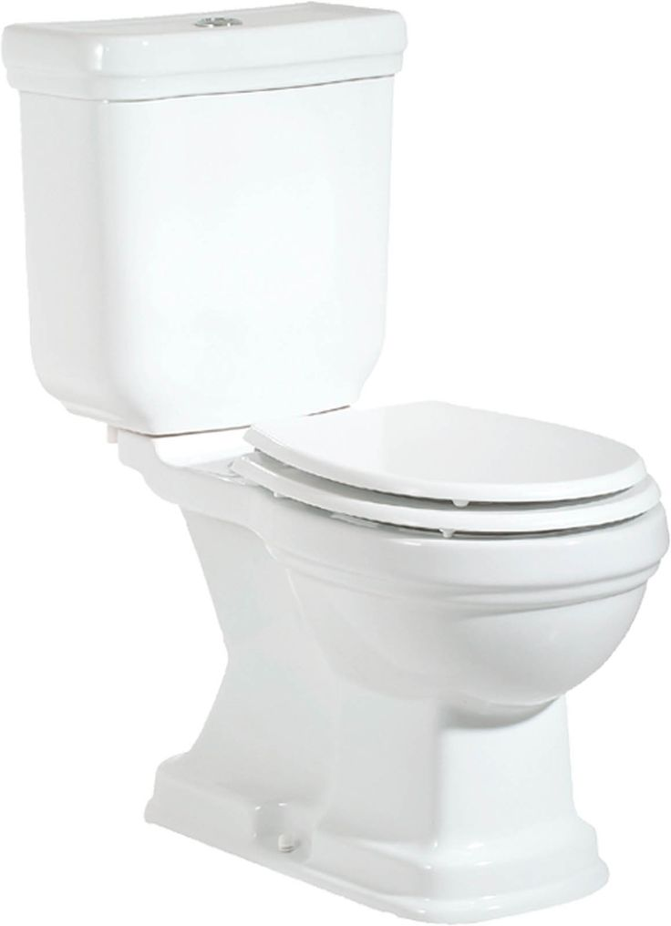 WC-istuin Creavit Klasik A Retro, soft-close -kannella, kaksoishuuhtelu, S-lukko