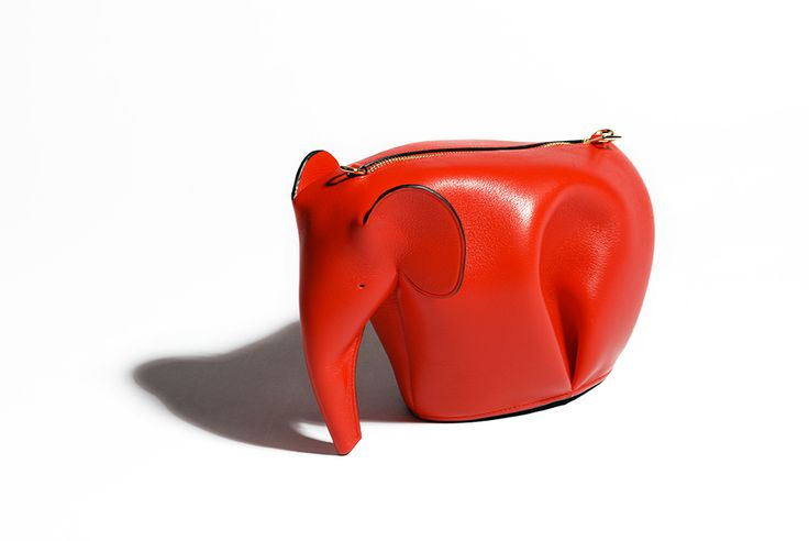 Loewe Elephant Bag available on www.tessabit.com