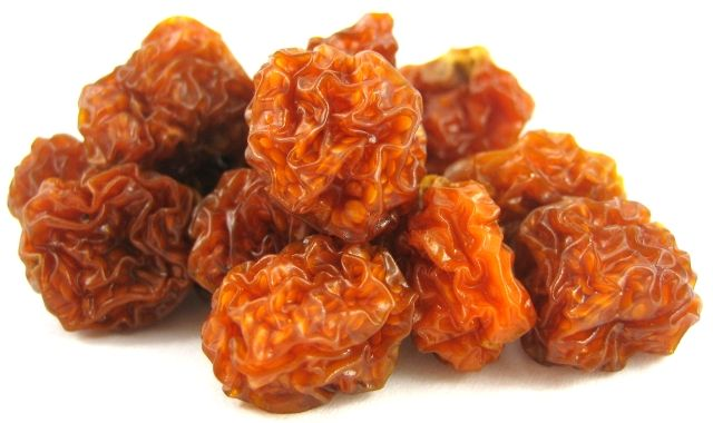 Dried.... Cape gooseberries are flexible: they can be consumed raw or cooked…