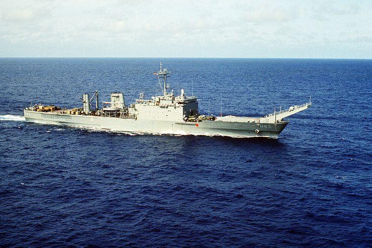 Clase Newport es una serie de buques de desembarco de carros de combate (LST, acrónimo de Landing Ship Tank) diseñada por los Estados Unidos,