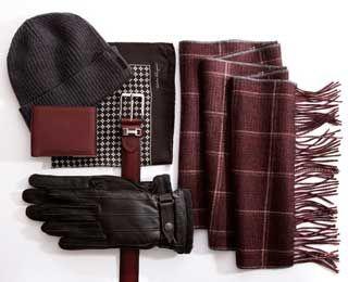 Vinter accessories herre