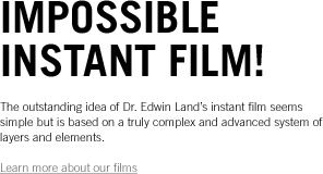 The Impossible Project - Now making instant photography for our Polaroids possible again!