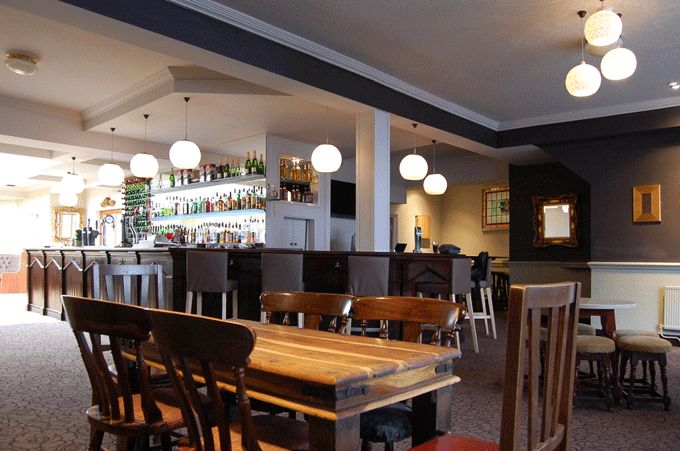 West end traditional pub designer